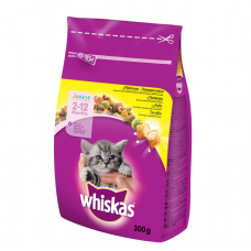 Суха храна Whiskas Dry за малки котета с Пилешко месо