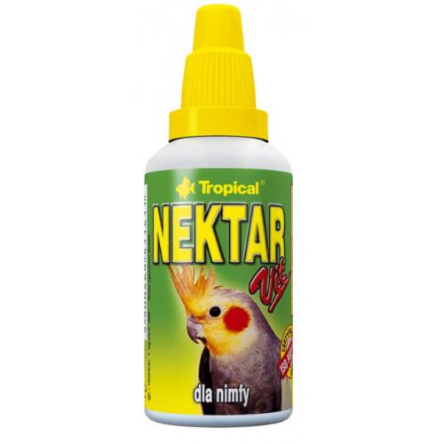 Нектар за средни папагали TropiFit Nektar-vit