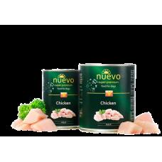 Консерва NUEVO с пиле