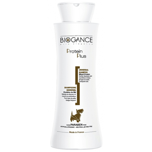 Шампоан за кучета Biogance PROTEIN PLUS