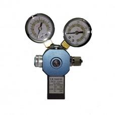CO2 Редуцир с ел. клапан и два манометри