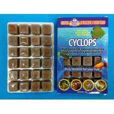 Замразена храна Cyclops 100 g / 24 blisters