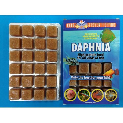 Замразена храна Daphnia 100 g / 24 blisters