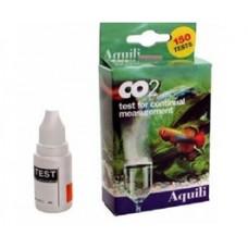 Тест Aquili CO2 -продължителен стъклен