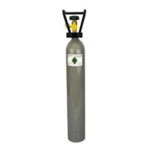 CO2 Бутилка 500g с кран зареждаща се